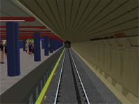 BVE Budapest Metro Lines